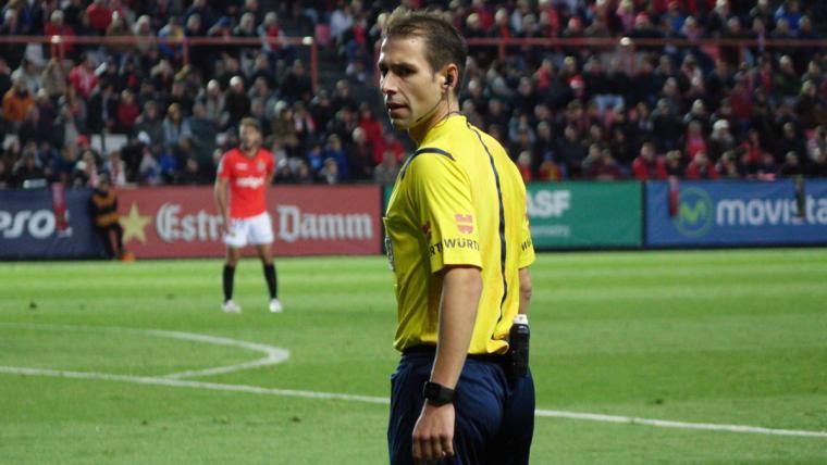 Adrian Cordero Vega dirigirà el Nàstic per tercer cop aquesta temporada.