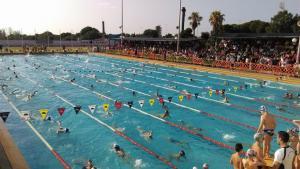 Gairebé 1.500 nedadors van participar a la competició que va acollir el CN Reus Ploms.