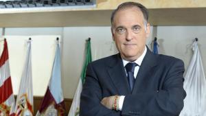 Javier Tebas, fins ara president de La Liga.