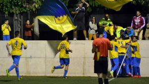 El CF Vila-seca ha capgirat el marcador en només dos minuts.
