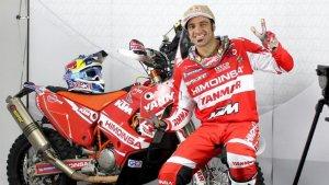 Iván Cervantes viurà el seu segon Dakar