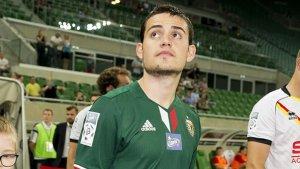 Joan Roman va tardar nou minuts en marcar i donar el gol de la victòria