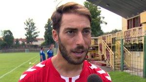 Miguel Palanca s'ha convertit en un futbolista clau al Korona Kielce amb cinc gols en disset partits