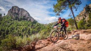 La Serra de Montsant, un escenari idíl·lic per gaudir de la Montsant Bike BTT.
