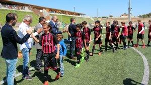 El CF Reus s'ha proclamat campió de la Mare Nostrum Cup en categoria infantil.