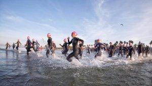El Challenge Salou va comptar amb un miler de participants.