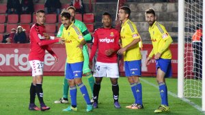 Els grana van guanyar el partit d'anada per 1 a 0 amb gol d'Uche