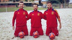 Llorenç, Suárez i Frutos, junts de nou