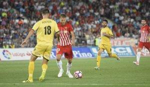 Morcillo ha estat l'autor del gol de la tarda