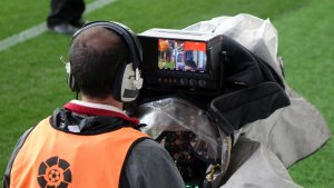Televisió, tv, càmera, LaLiga123TV, futbol, LaLiga123