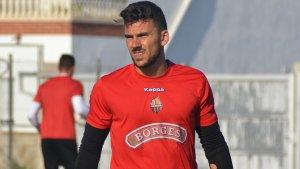 Antonio Sillero ha evitat la derrota reusenca en els darrers minuts del partit