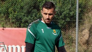 Stole Dimitrievski ha ampliat el seu contracte amb el Nàstic dues temporades més
