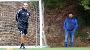 Rodri debutarà com a tècnic del primer equip del Nàstic