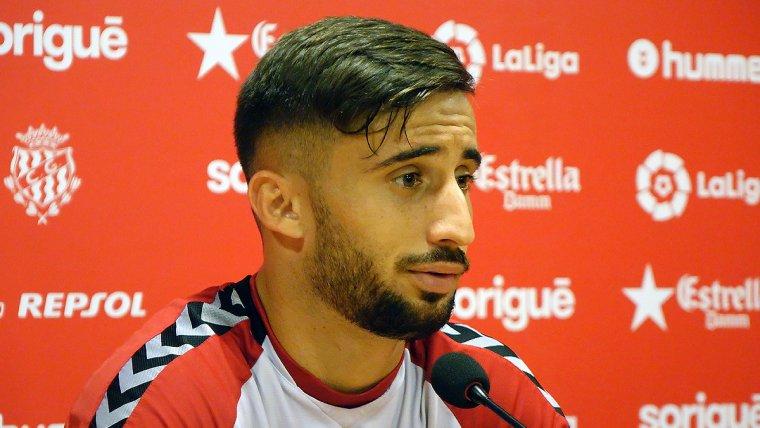 Omar Perdomo, Nàstic, Omar