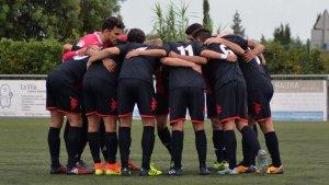 El CF Reus B Cambrils està gaudint de l'estrena somiada a Tercera Divisió