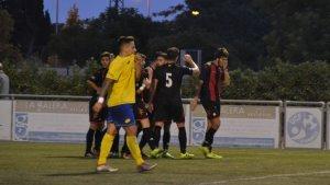 El CF Reus B ha sumat la segona victòria seguida i la quarta en cinc jornades