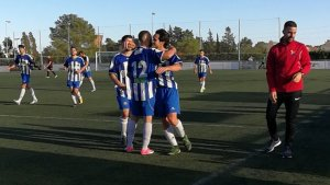 El Figueres, celebrant el 0 a 3
