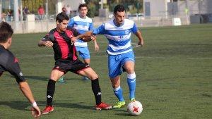 Encontre equilibrat entre CF Reus B i AE Prat