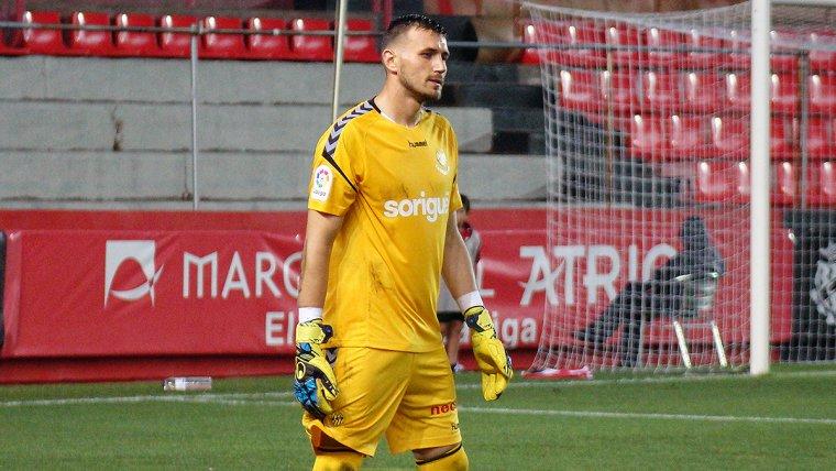 Stole Dimitrievski apunta a la titularitat després de jugar amb Macedònia