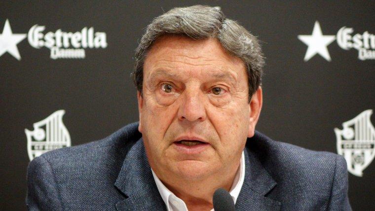 Xavier Llastarri ha obert el discurs del CF Reus contra el Comitè de Competició