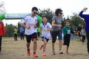 Imatge d'arxiu d'una cursa de la darrera edició de l'Olimpiada Escolar de Reus