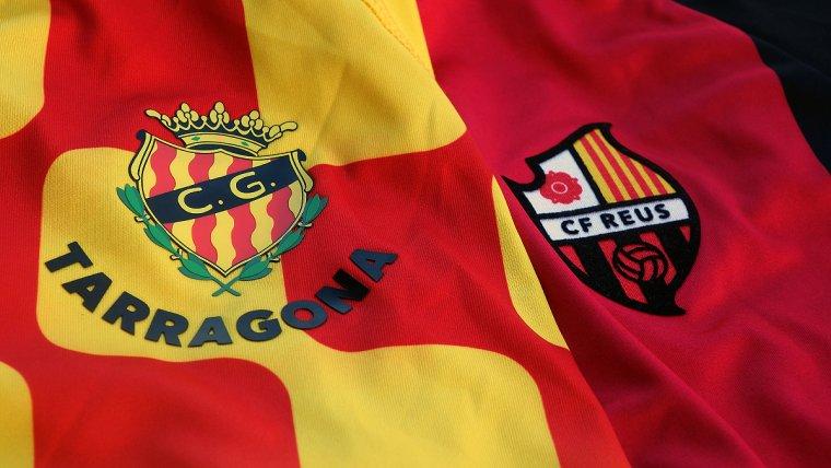 El Nàstic estrenarà la tercera equipació amb la bandera de Tarragona i el CF Reus vestirà de roig-i-negre