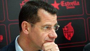 Sergi Parés ha donat àmplies explicacions sobre el projecte del CF Reus