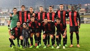 Alineació de Xavi Bartolo per al CF Reus-Tenerife