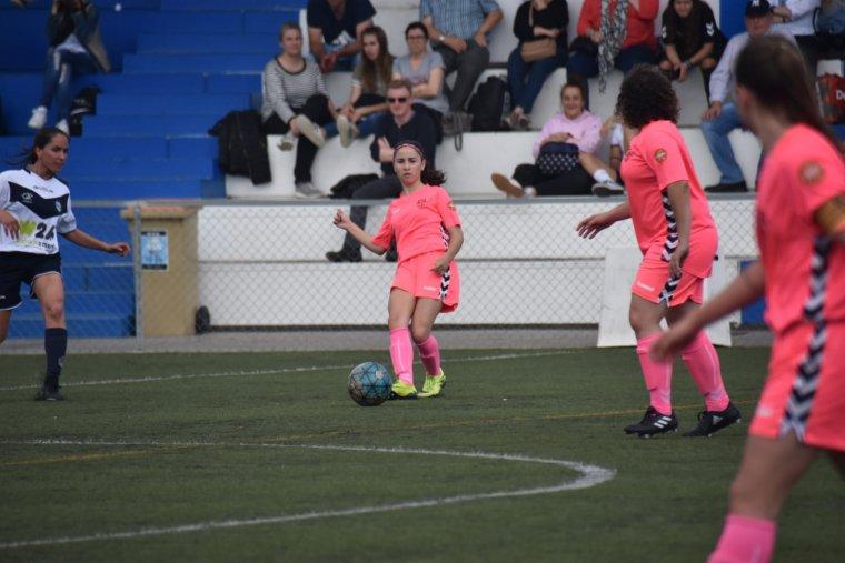 El millor futbol femení en categoria juvenil cadet, divendres a Salou
