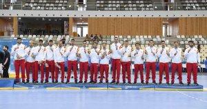 L'equip d'handbol masculí s'ha emportat la medalla de bronze