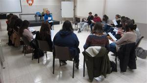 Imatge d'una de les sessions del curs de l'any passat.
