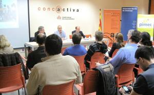 Imatge d'una de les xerrades de l'anterior edició del cicle.