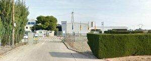 Exterior de les instal·lacions de Mahle a Montblanc.