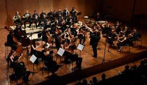 Orquestra de Cambra del Penedès.