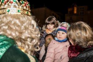 La cavalcada de Reis 2018 a Santa Coloma de Queralt