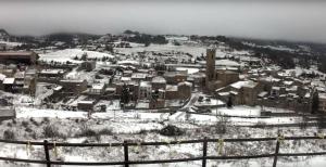 Imatge de Conesa nevada