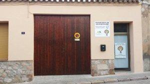 El local municipal es troba situat al carrer Xolladors.