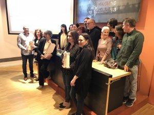 L'Associació de Ceramistes de Catalunya (ACC) reconegué l'Ajuntament de Montblanc amb el Premi Artesania de Catalunya.