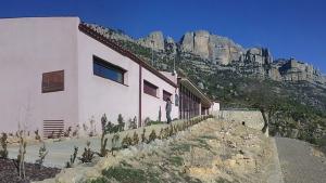 Seu del Parc Natural de Montsant, a la Morera.