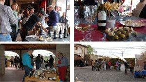 El Celler ClosFiguerasde Gratallops ofereix una mostra de formatges catalans i vins del Priorat