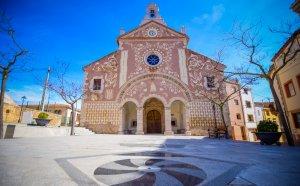 L'ermita del Loreto és una de les singularitats del municipi.
