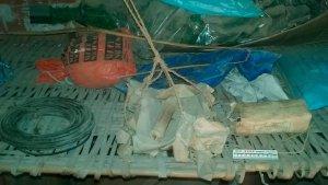Els explosius eren dins d'una casa de la Bisbal de Falset.