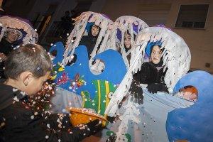 Imatge del Carnaval a Ulldemolins.