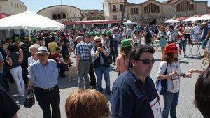 La fira del vi de Falset, un clàssic de la capital del Priorat