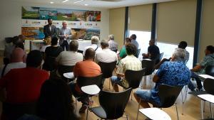 Imatge dels participants del programa d'ocupació