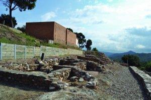 L'antic poblat ibèric disposa d'un museu per explicar la seva història