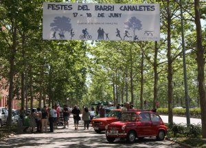 Festa Major de Canaletes 2017