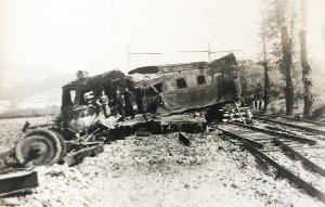 El xoc de trens es va produir entre Santa Maria de Montcada i Cerdanyola