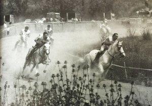 Imatge d'una de les curses