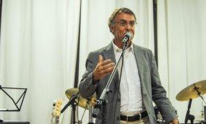Josep Maria Riba i Farrés, president de la Unió de Veïns de Bellaterra